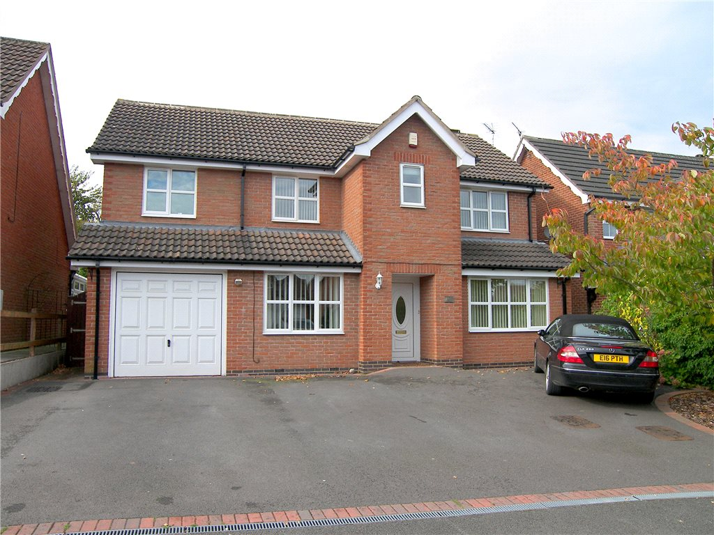 6 Bedrooms Detached House for sale in Blisworth Way, Swanwick, Alfreton, Derbyshire, DE55