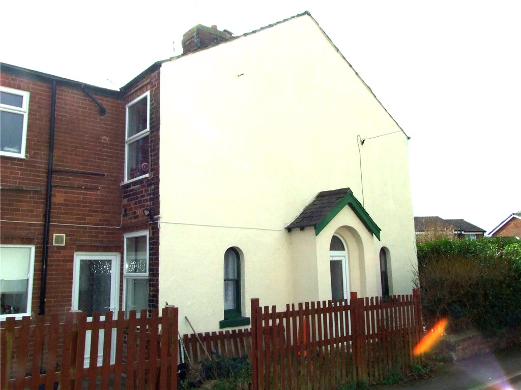 2 Bedrooms End Of Terrace House for sale in Gladstone Road, Alfreton, Derbyshire, DE55