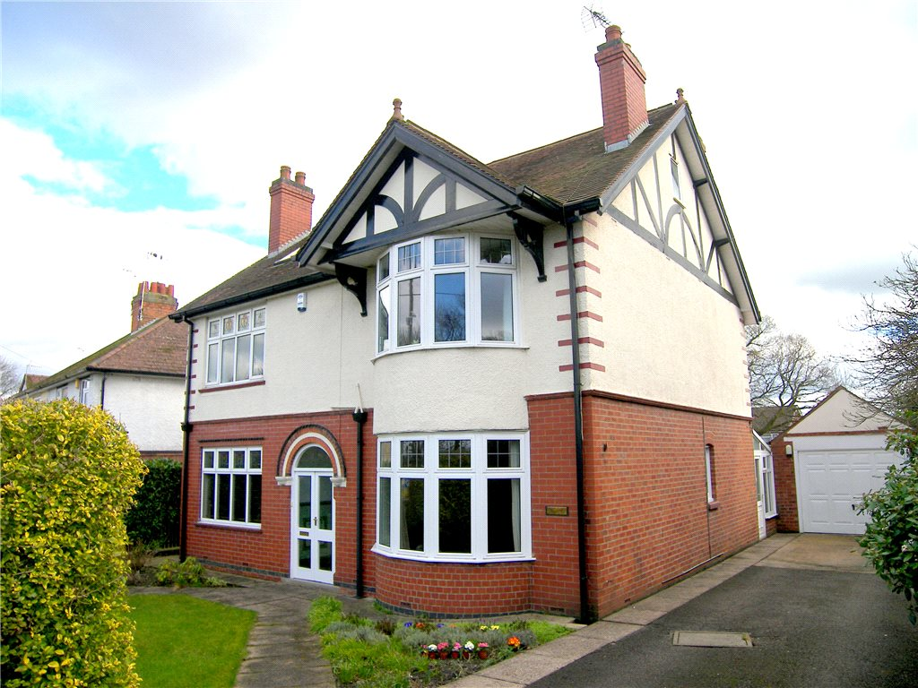 5 Bedrooms Detached House for sale in Derby Road, Swanwick, Alfreton, Derbyshire, DE55