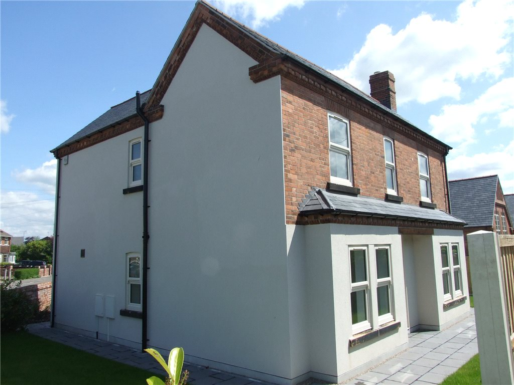 3 Bedrooms Detached House for sale in Goose Green Lane, Shirland, Alfreton, Derbyshire, DE55