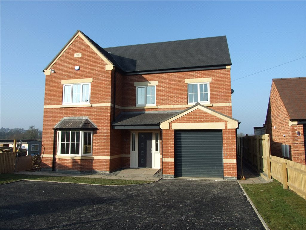6 Bedrooms Detached House for sale in Paddocks Gate, Birkinstyle Lane, Shirland, Derbyshire, DE55