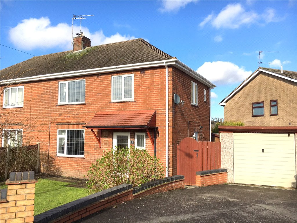 3 Bedrooms Semi Detached House for sale in Colin Avenue, Codnor, Ripley, Derbyshire, DE5