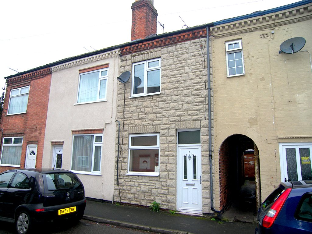 3 Bedrooms Terraced House for sale in Stanley Street, Somercotes, Alfreton, Derbyshire, DE55