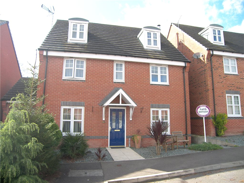 6 Bedrooms Detached House for sale in Chapel Close, Blackwell, Alfreton, Derbyshire, DE55