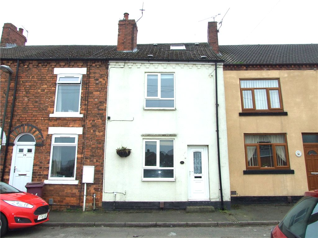 2 Bedrooms Terraced House for sale in North Street, South Normanton, Alfreton, Derbyshire, DE55