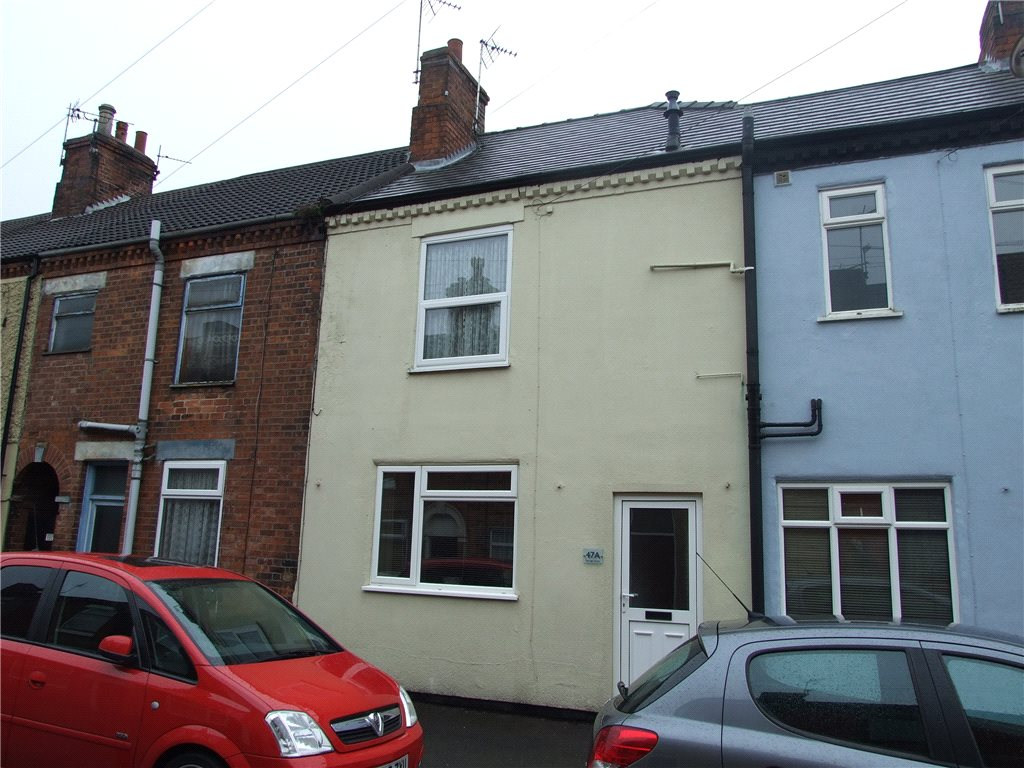 2 Bedrooms Terraced House for sale in George Street, Riddings, Alfreton, Derbyshire, DE55