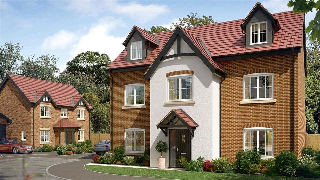 5 Bedrooms Detached House for sale in Damstead Park, Alfreton, Derbyshire, DE55