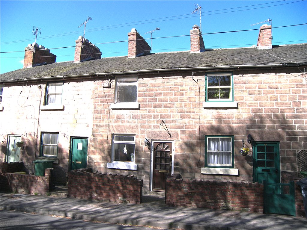 2 Bedrooms Cottage House for sale in Penn Street, Belper, Derbyshire, DE56