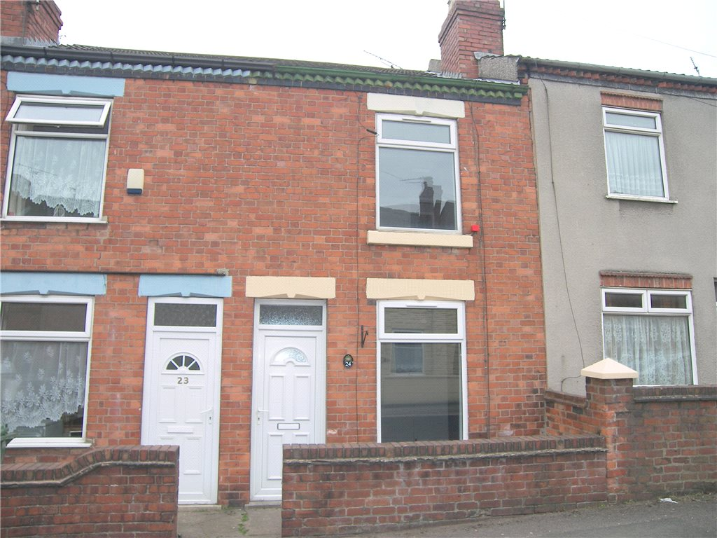 2 Bedrooms Terraced House for sale in Parkin Street, Alfreton, Derbyshire, DE55