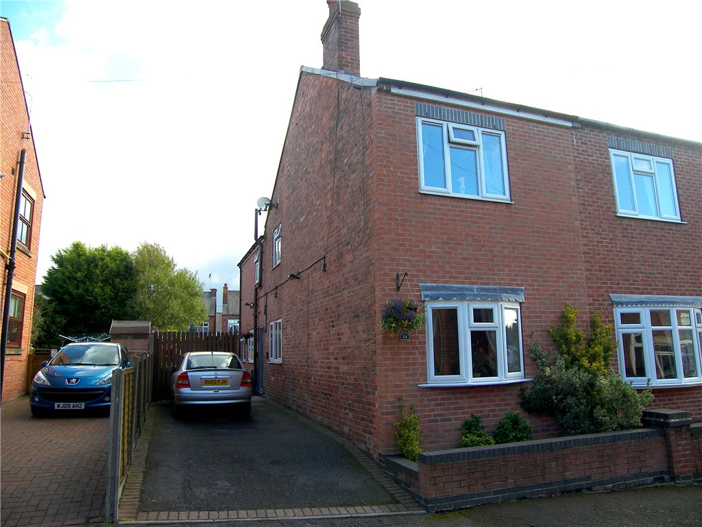 3 Bedrooms Semi Detached House for sale in Independent Hill, Alfreton, Derbyshire, DE55