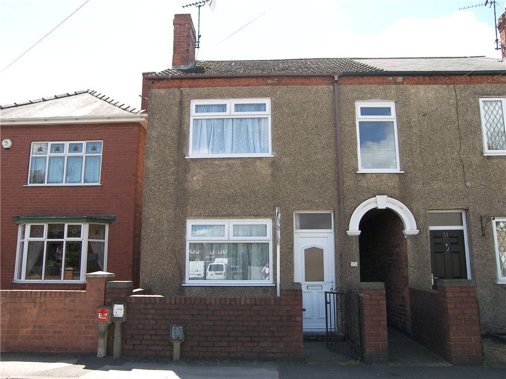 3 Bedrooms End Of Terrace House for sale in Sleetmoor Lane, Somercotes, Alfreton, Derbyshire, DE55