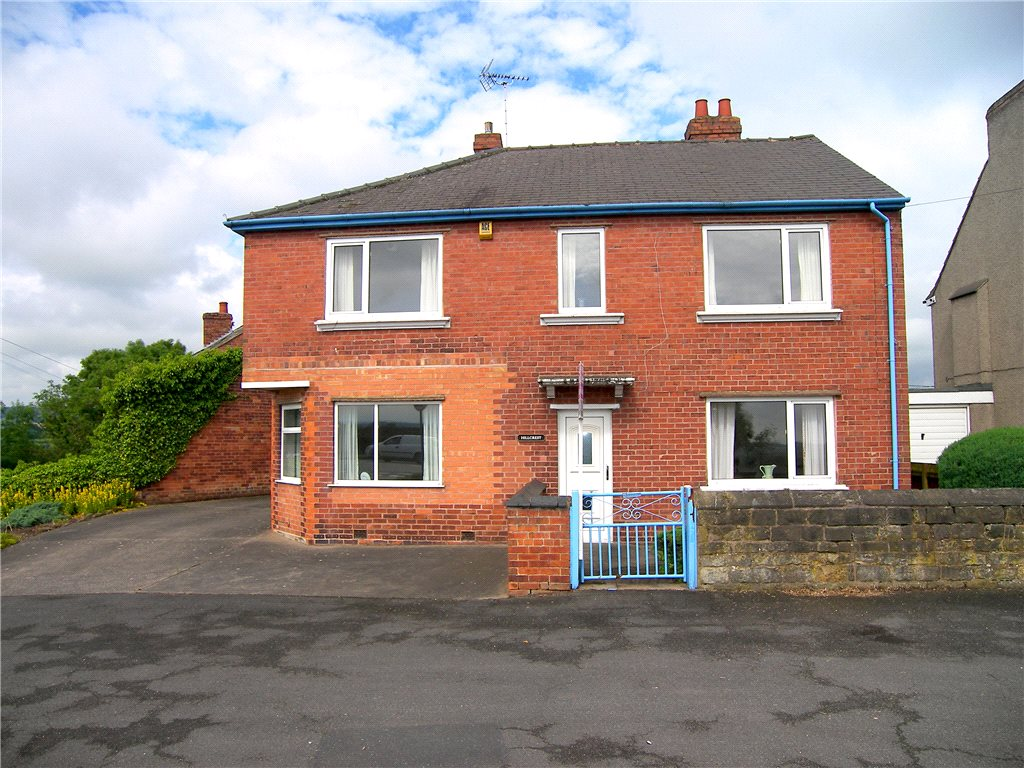 3 Bedrooms Detached House for sale in Main Road, Stretton, Alfreton, Derbyshire, DE55