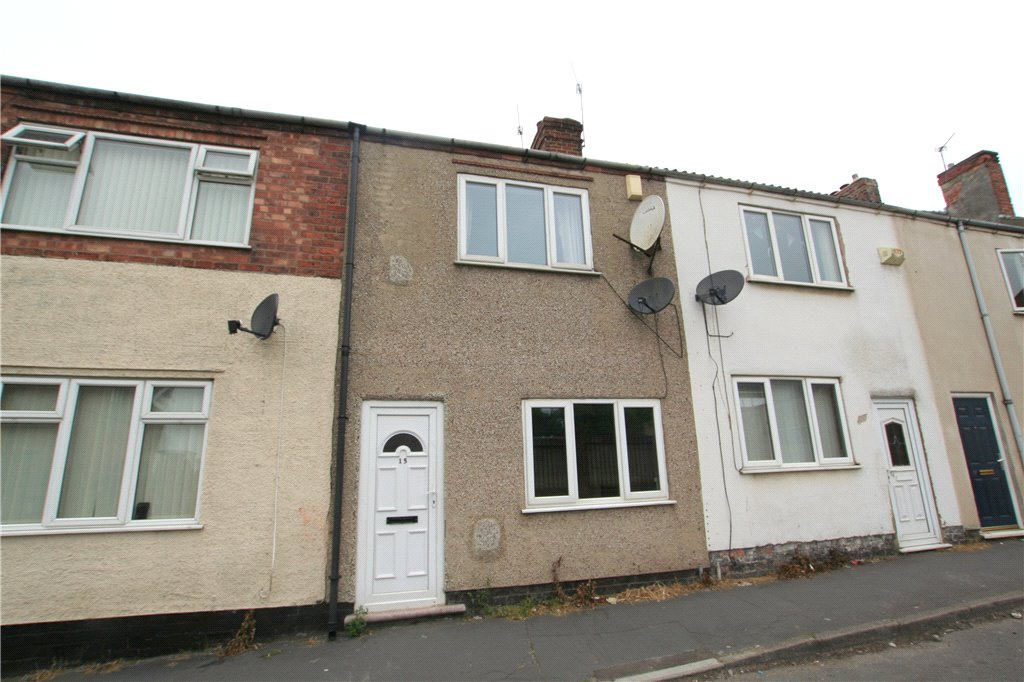 2 Bedrooms Terraced House for sale in North Street, Langley Mill, Nottingham, Nottinghamshire, NG16