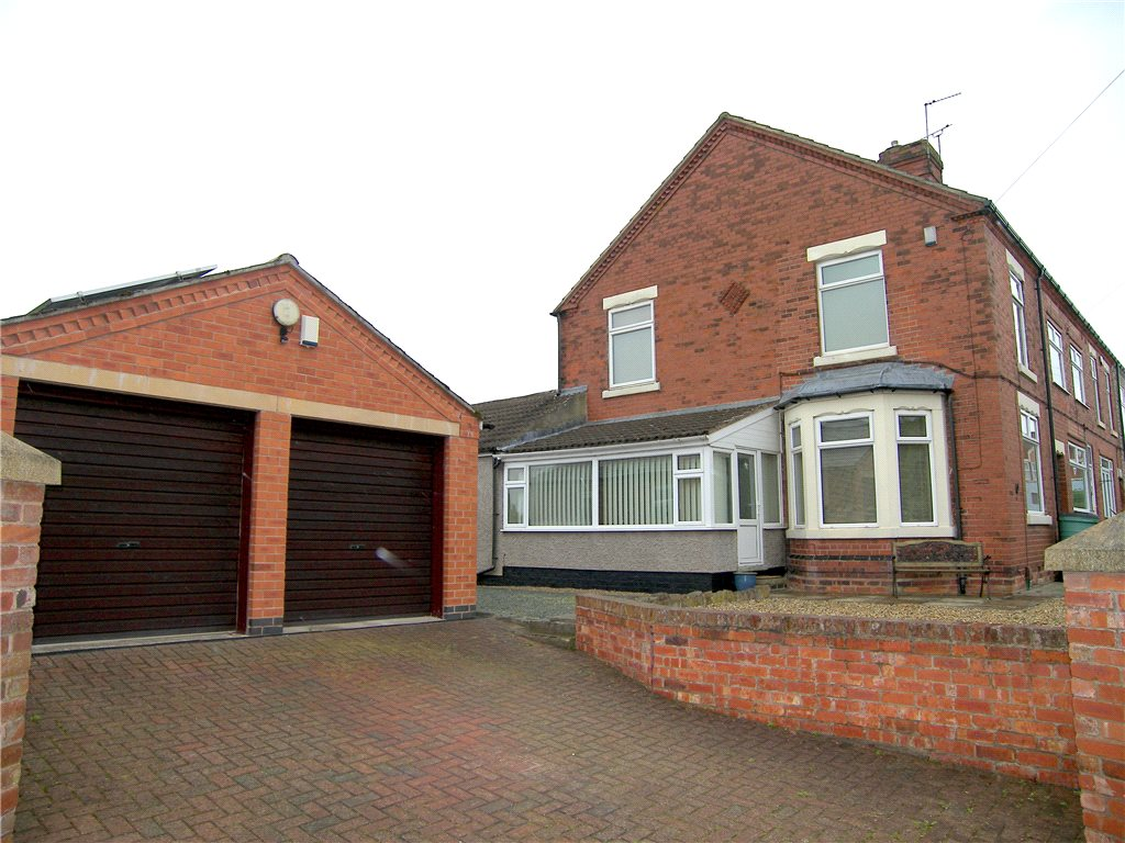 2 Bedrooms End Of Terrace House for sale in Hall Lane, Newton, Alfreton, Derbyshire, DE55