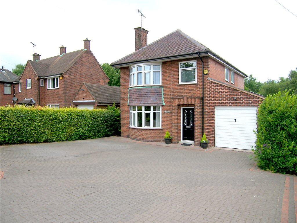 4 Bedrooms Detached House for sale in Ball Hill, South Normanton, Alfreton, Derbyshire, DE55