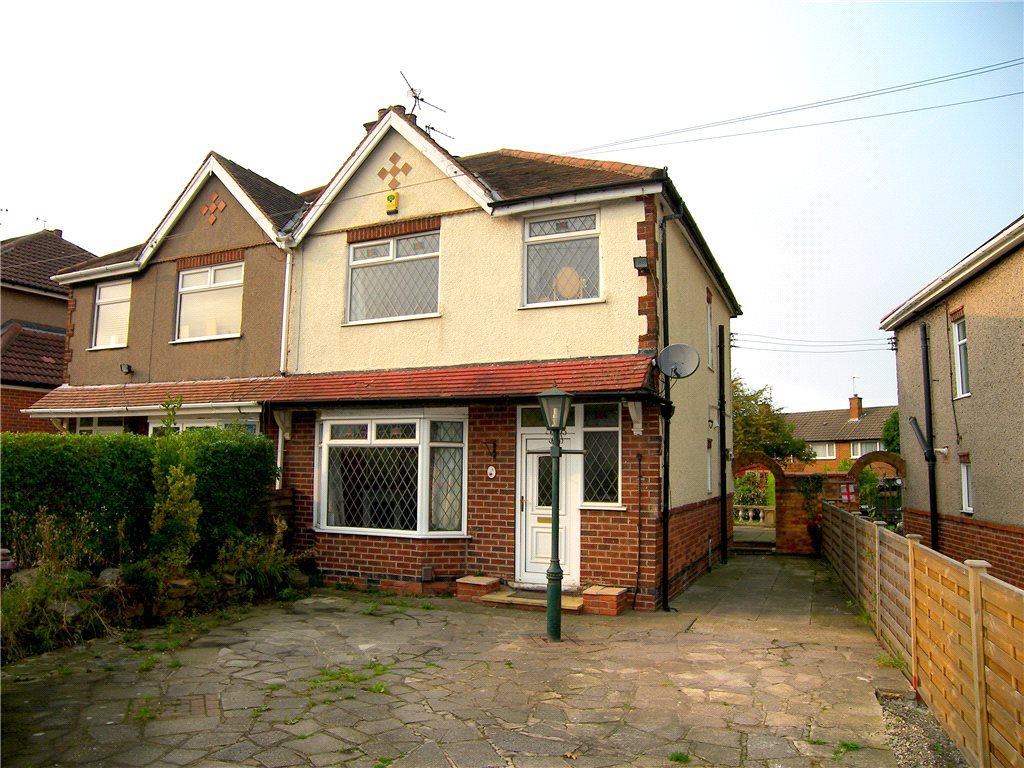 3 Bedrooms Semi Detached House for sale in Carter Lane West, South Normanton, Alfreton, Derbyshire, DE55