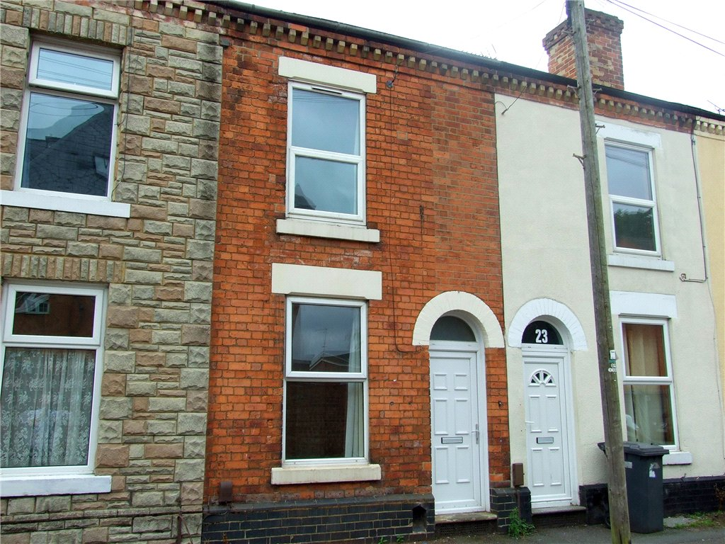 2 Bedrooms Terraced House for sale in Manchester Street, Derby, Derbyshire, DE22