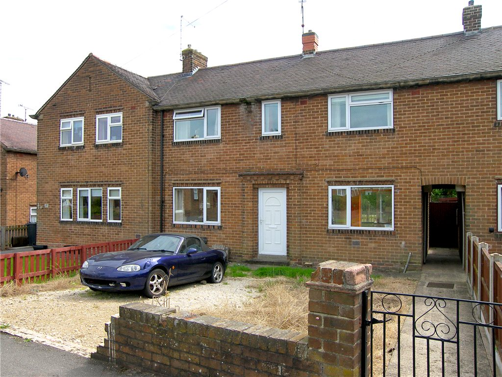 4 Bedrooms Terraced House for sale in Parks Avenue, South Wingfield, Alfreton, Derbyshire, DE55