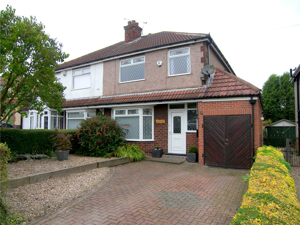 3 Bedrooms Semi Detached House for sale in Carter Lane West, South Normanton, Alfreton, DE55