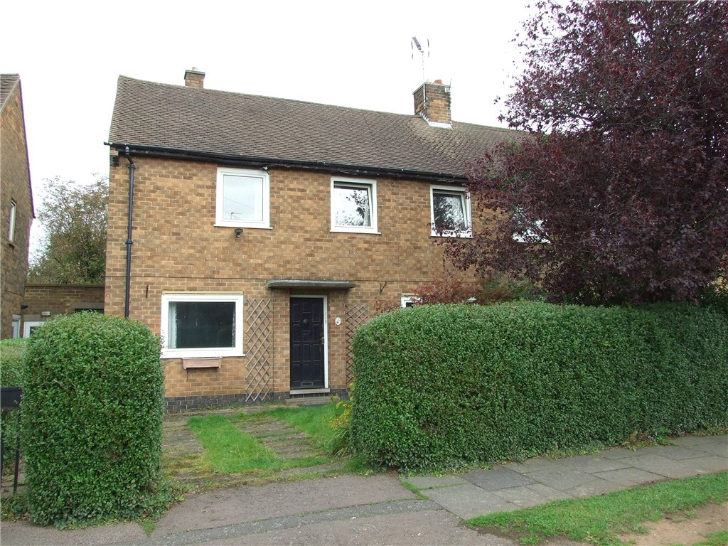3 Bedrooms Semi Detached House for sale in Rutland Avenue, Borrowash, Derby, Derbyshire, DE72