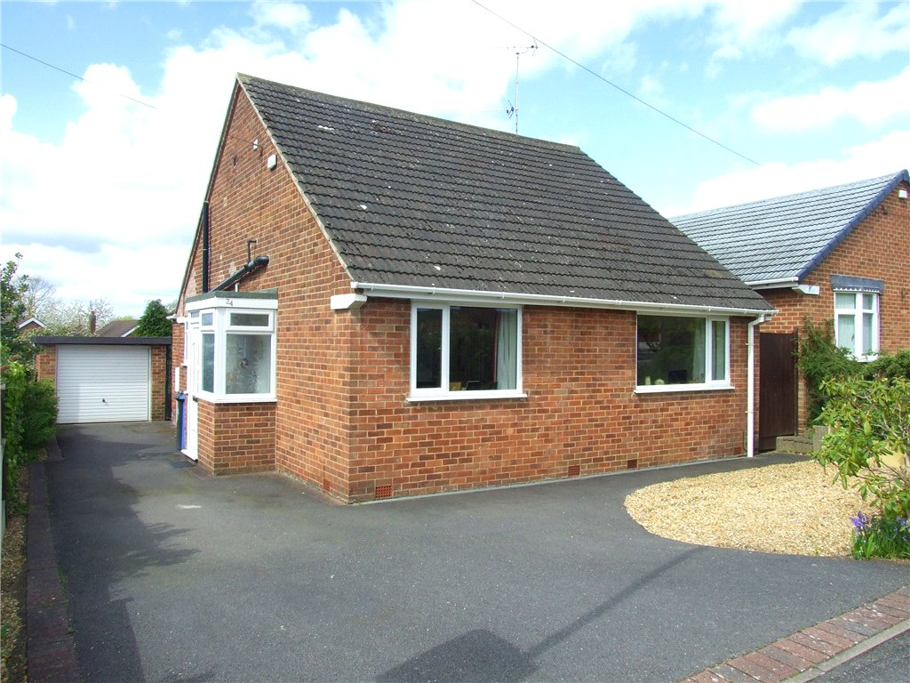 3 Bedrooms Detached Bungalow for sale in Abbey Hill Road, Allestree, Derby, Derbyshire, DE22