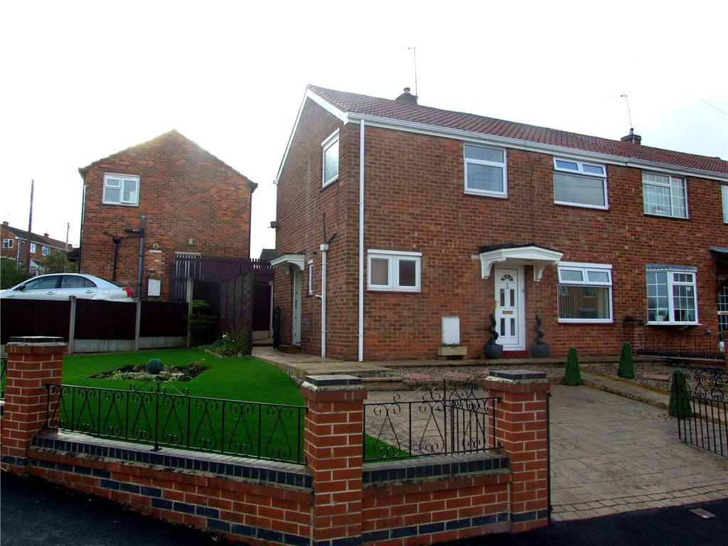 3 Bedrooms Semi Detached House for sale in Belsize Close, Mackworth, Derby, DE22