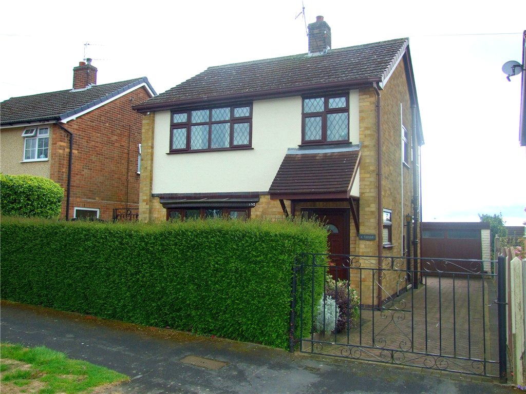 3 Bedrooms Detached House for sale in Tamar Avenue, Allestree, Derby, Derbyshire, DE22