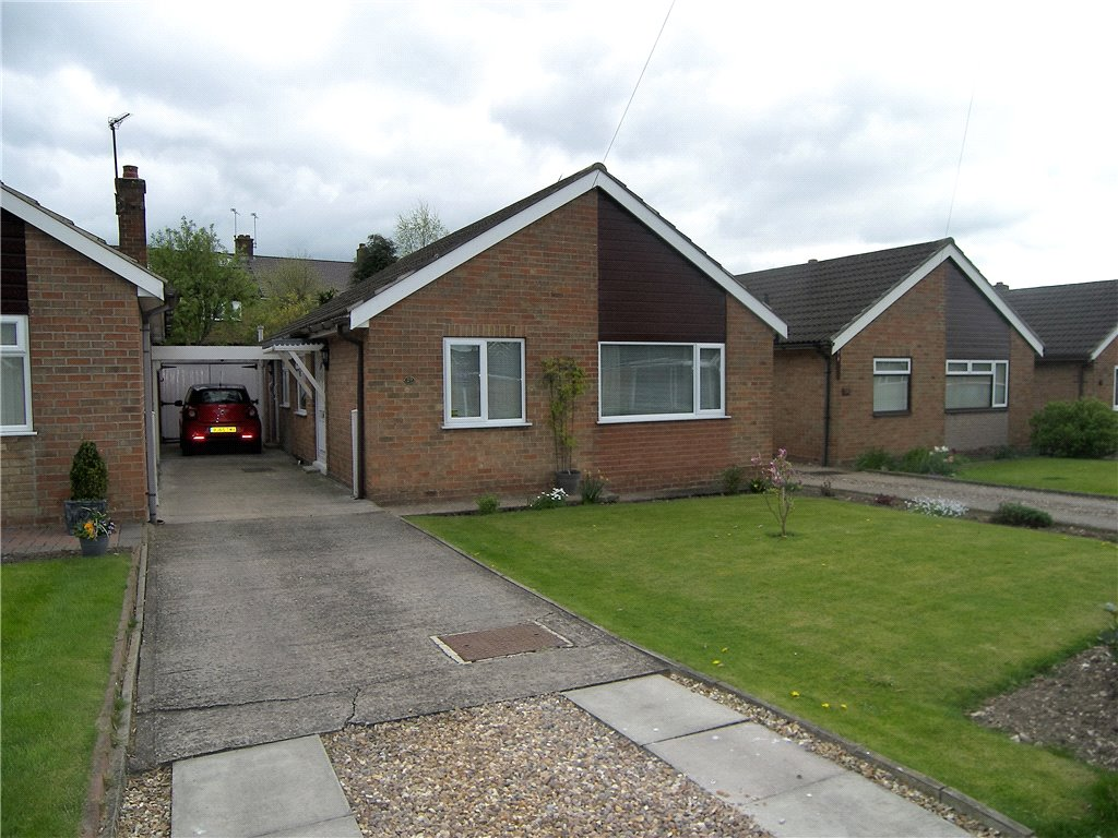2 Bedrooms Detached Bungalow for sale in Shady Grove, Hilton, Derby, Derbyshire, DE65