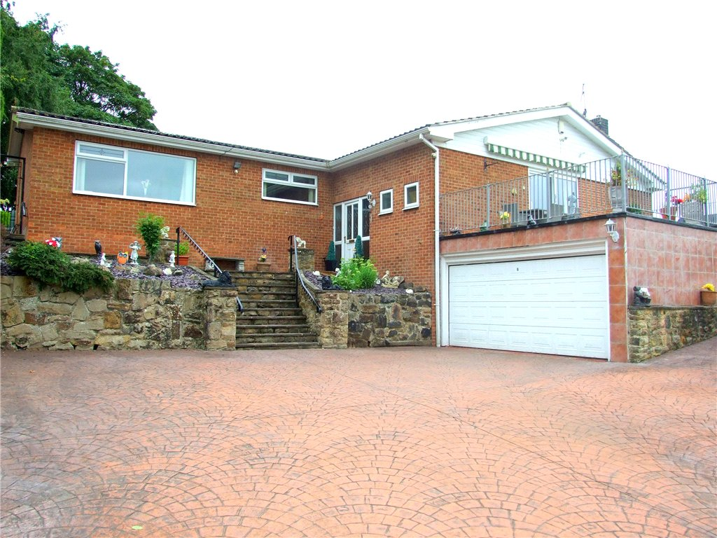 3 Bedrooms Detached Bungalow for sale in Windley Lane, Windley, Belper, Derbyshire, DE56