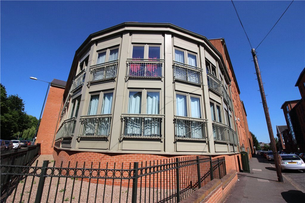 2 Bedrooms Flat for sale in Brook Street, Derby, Derbyshire, DE1