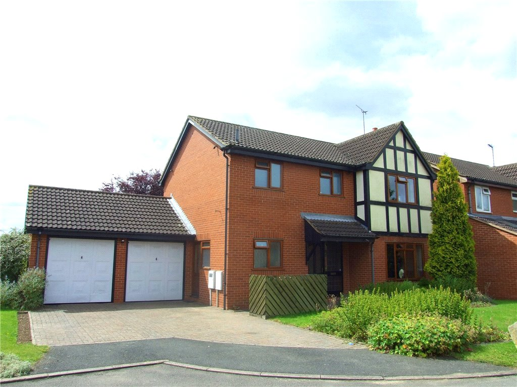4 Bedrooms Detached House for sale in Northfield, Stenson Fields, Derby, Derbyshire, DE24