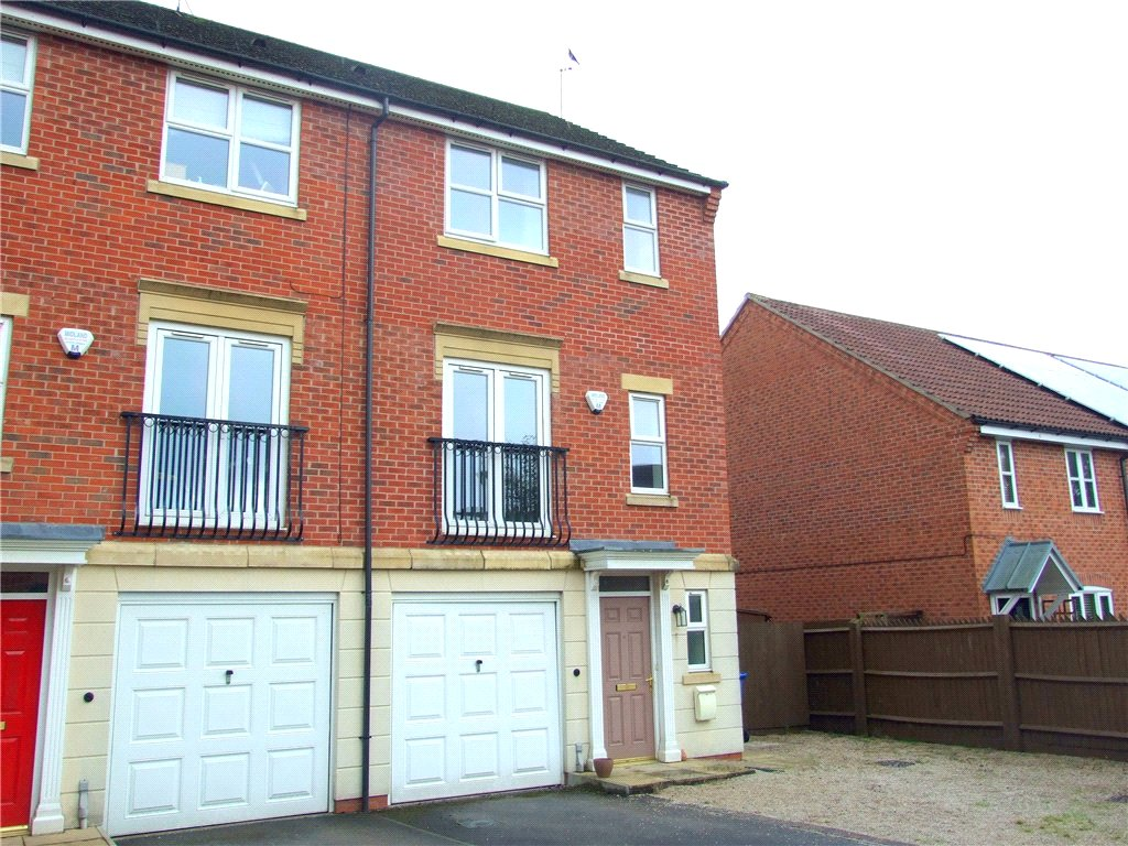 3 Bedrooms End Of Terrace House for sale in Crystal Close, Mickleover, Derby, Derbyshire, DE3