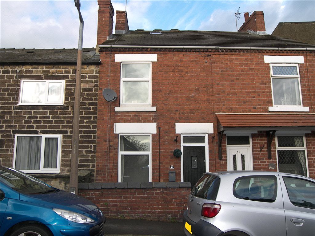 2 Bedrooms Terraced House for sale in Kilbourne Road, Belper, Derbyshire, DE56