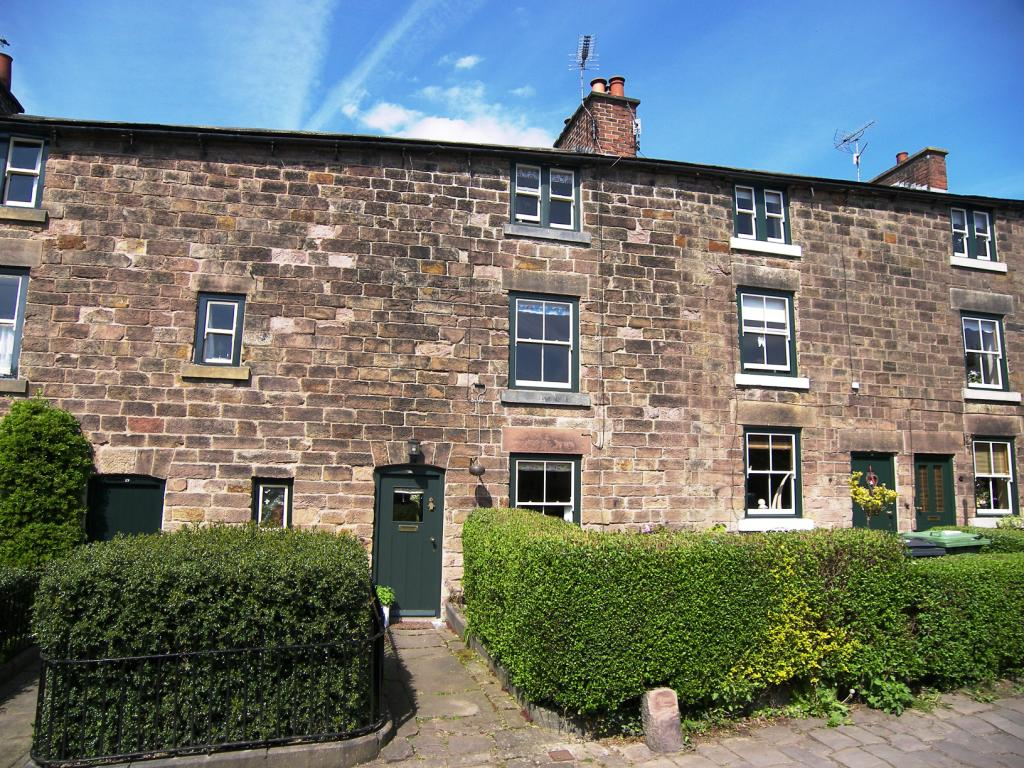 2 Bedrooms Cottage House for sale in Long Row, Belper, Derbyshire, DE56