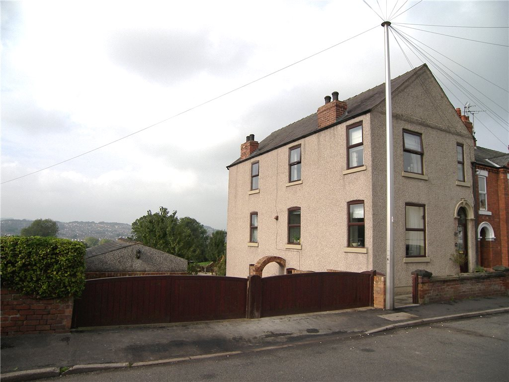 4 Bedrooms End Of Terrace House for sale in Sandbed Lane, Belper, Derbyshire, DE56