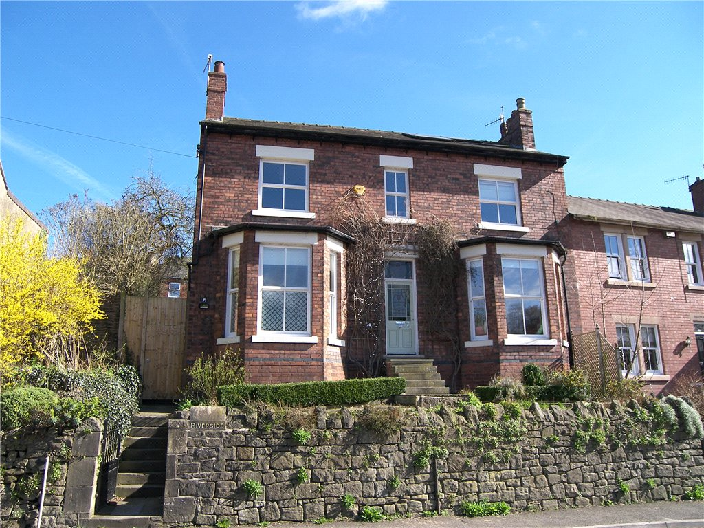 5 Bedrooms Semi Detached House for sale in Derby Road, Ambergate, Belper, Derbyshire, DE56
