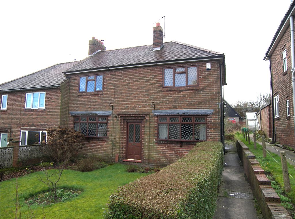 3 Bedrooms Semi Detached House for sale in Church Street, Fritchley, Belper, Derbyshire, DE56