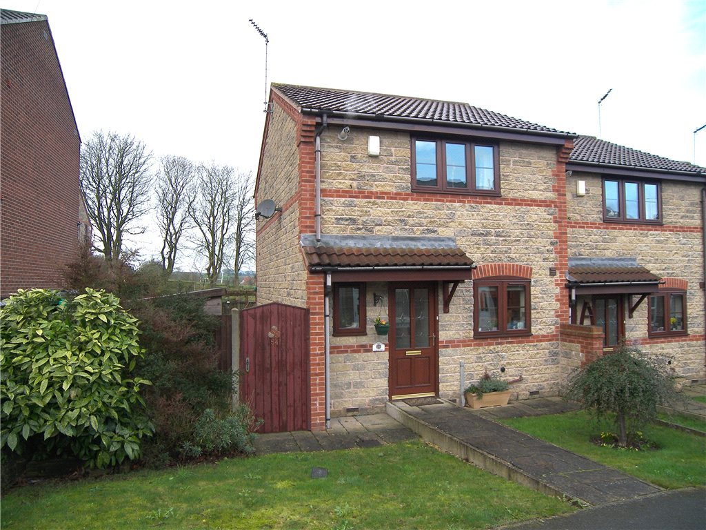 2 Bedrooms End Of Terrace House for sale in Brook Street, Heage, Belper, Derbyshire, DE56