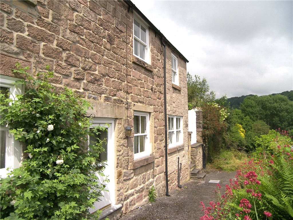 2 Bedrooms End Of Terrace House for sale in Derwent View, Belper, Derbyshire, DE56