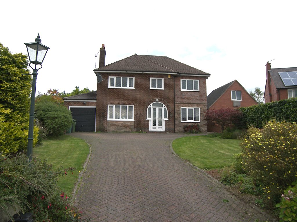 4 Bedrooms Detached House for sale in Newbridge Road, Ambergate, Belper, Derbyshire, DE56