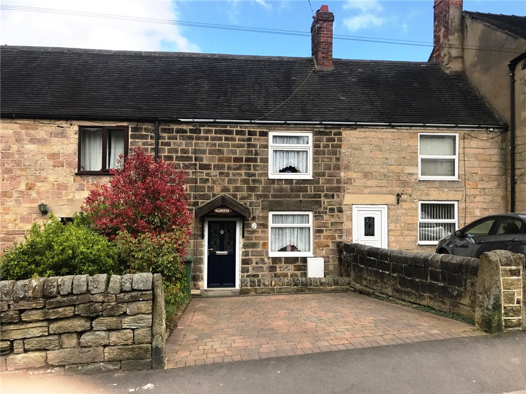 2 Bedrooms Terraced House for sale in Mill Lane, Belper, Derbyshire, DE56