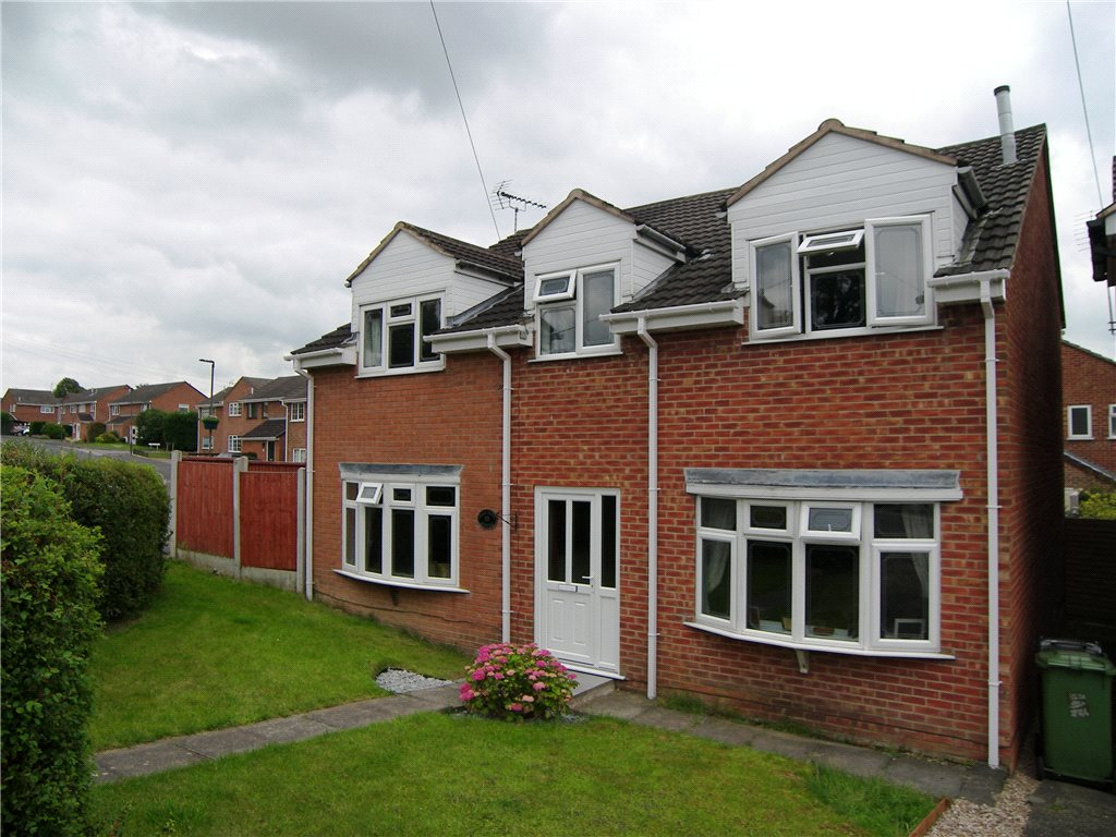 4 Bedrooms Detached House for sale in Dale Park Avenue, Kilburn, Belper, Derbyshire, DE56