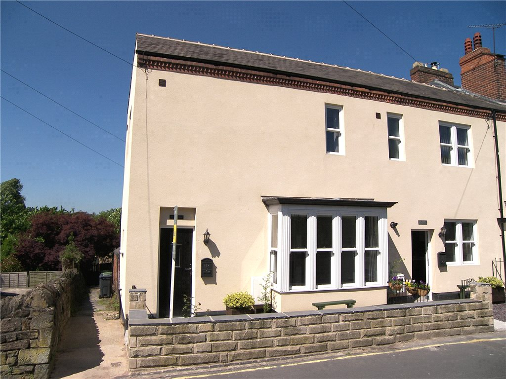 1 Bedroom End Of Terrace House for sale in Green Lane, Belper, Derbyshire, DE56