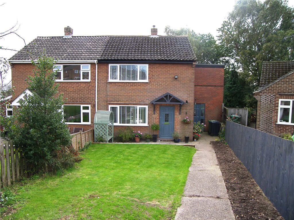 3 Bedrooms Semi Detached House for sale in Mellor's Lane, Holbrook, Belper, Derbyshire, DE56