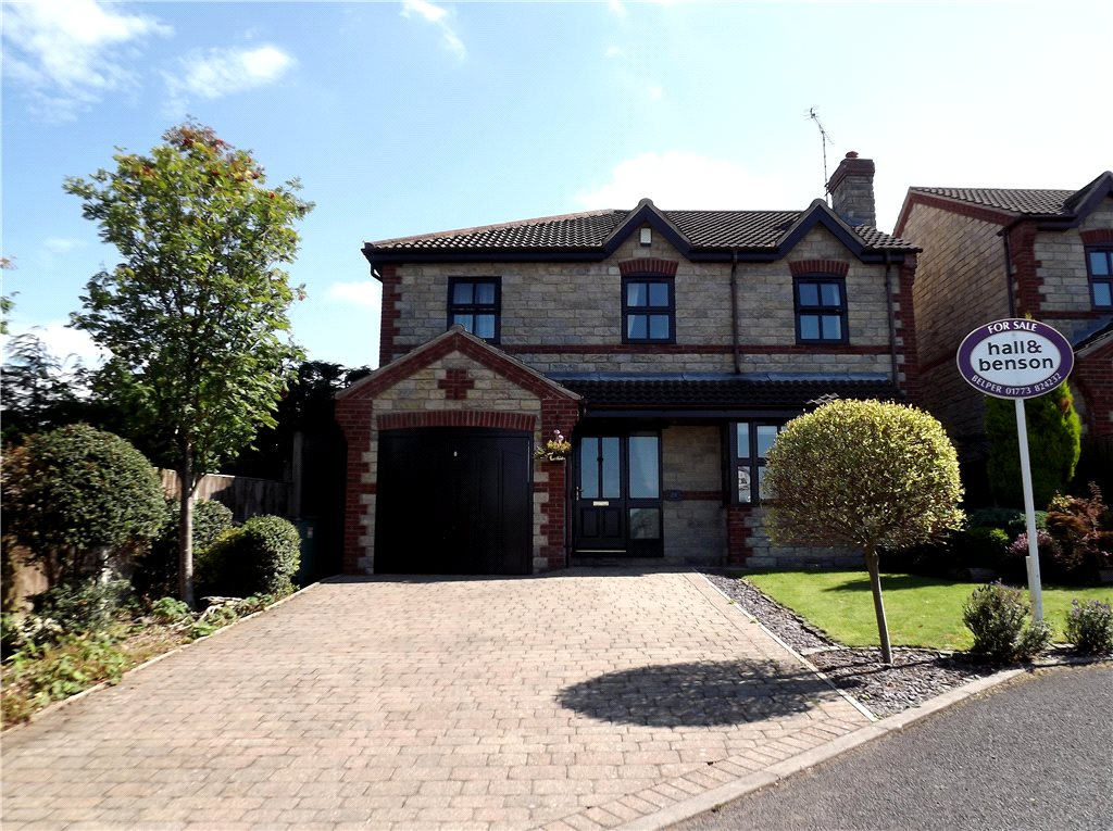 4 Bedrooms Detached House for sale in Tumbling Hill, Heage, Belper, Derbyshire, DE56