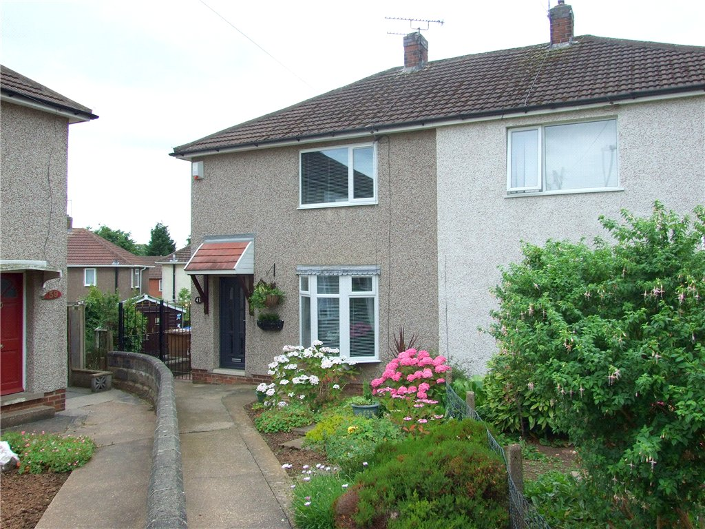 2 Bedrooms Semi Detached House for sale in Burlington Road, Mackworth, Derby, Derbyshire, DE22