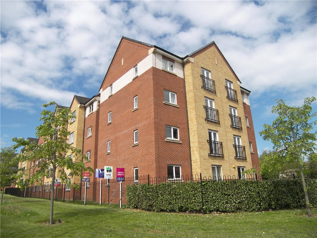 2 Bedrooms Flat for sale in Great Northern Road, Derby, Derbyshire, DE1