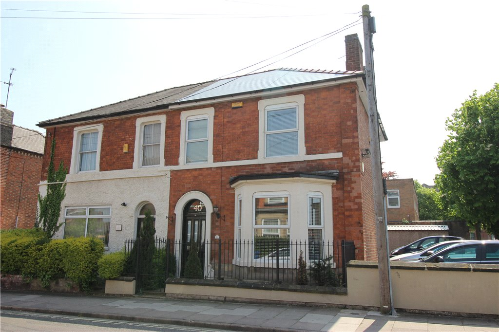 3 Bedrooms Semi Detached House for sale in Leopold Street, Derby, Derbyshire, DE1