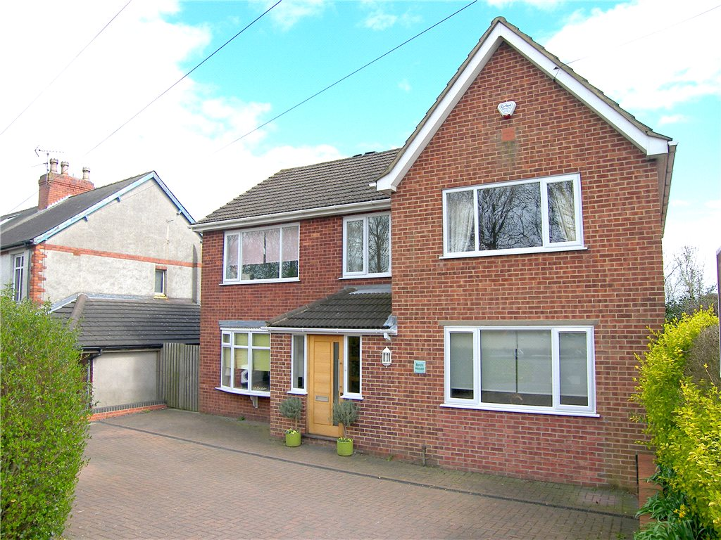 4 Bedrooms Detached House for sale in Derby Road, Swanwick, Alfreton, Derbyshire, DE55