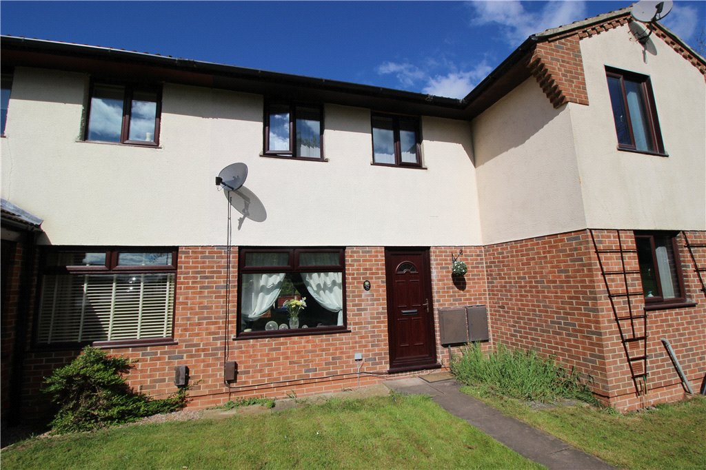 2 Bedrooms Town House for sale in Hollymoor Drive, Chellaston, Derby, Derbyshire, DE73